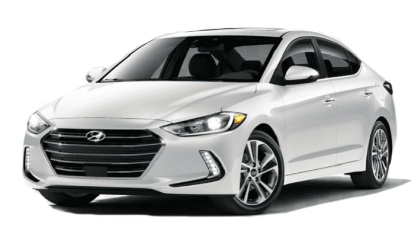 Hyundai Elantra Limited